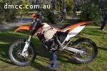 2014 KTM 200exc